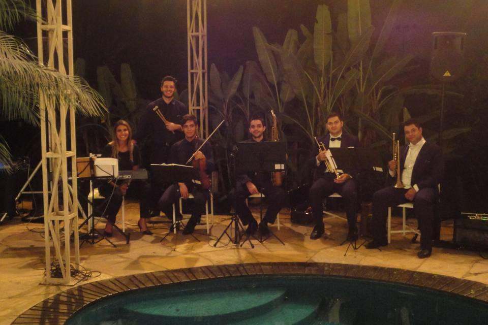 Alive Orquestra e Banda