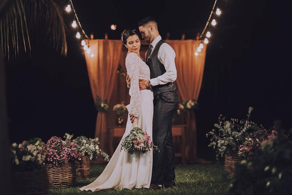 Wedding - Ariane e Junior