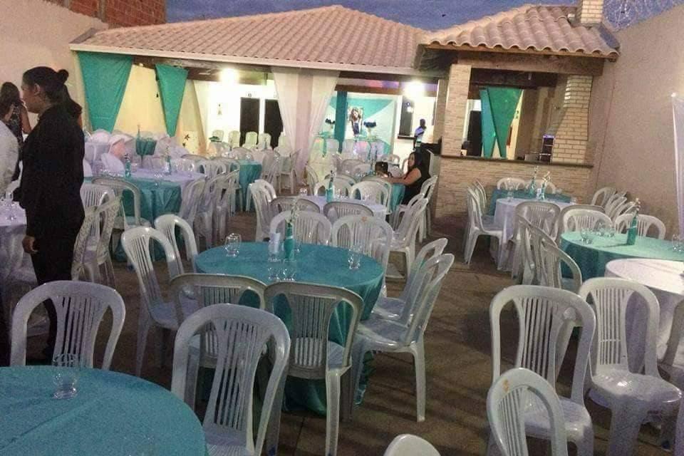 Salão de Festas Infinity Eventos