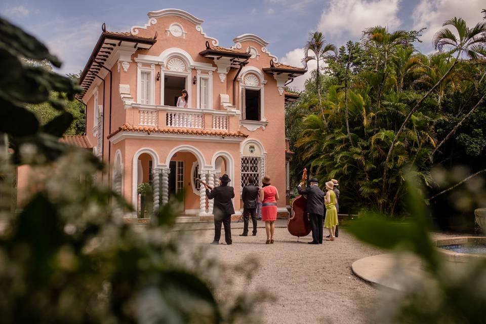 Villa Ásolo 1932