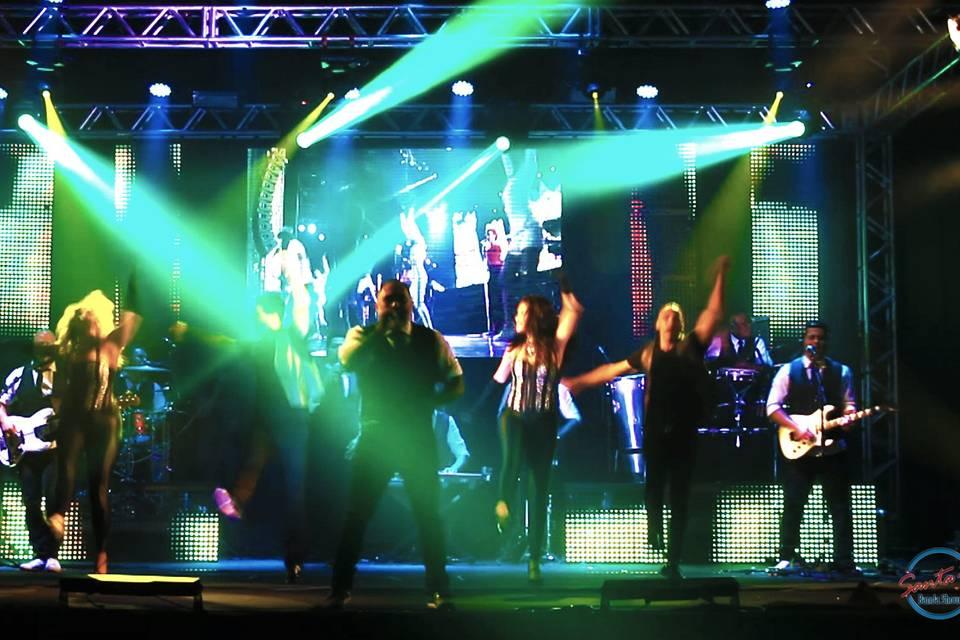 Santa Fe banda Show