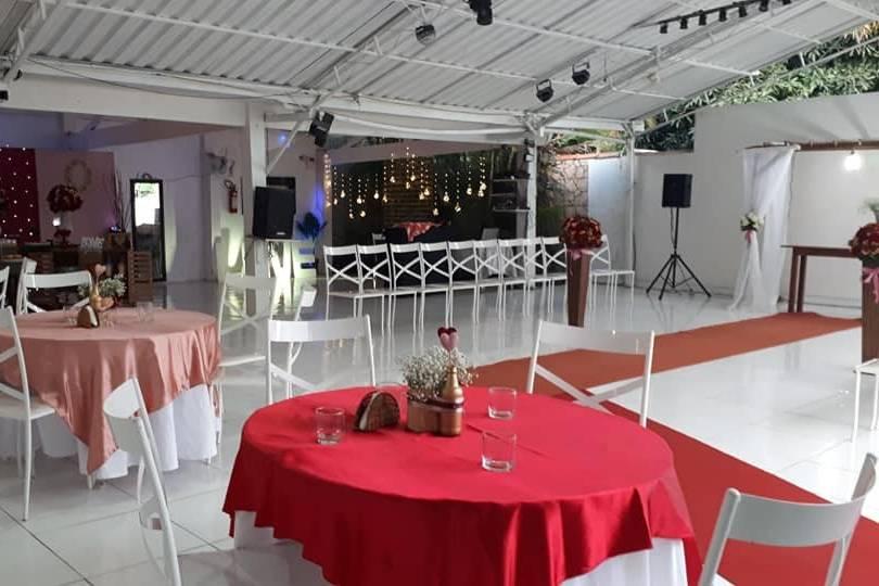 Casa de Festa MF