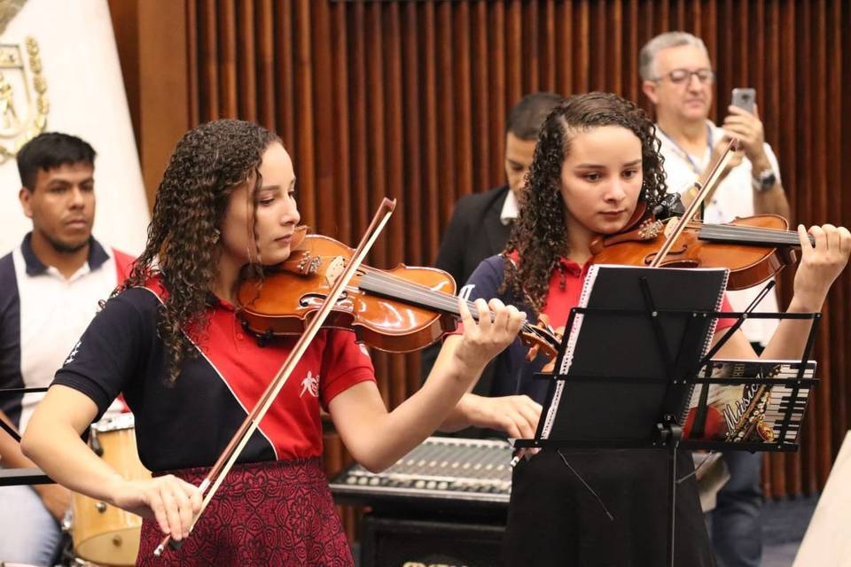 Dois Violinos
