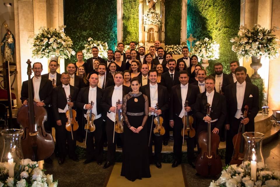 Del Chiaro - Coral e Orquestra