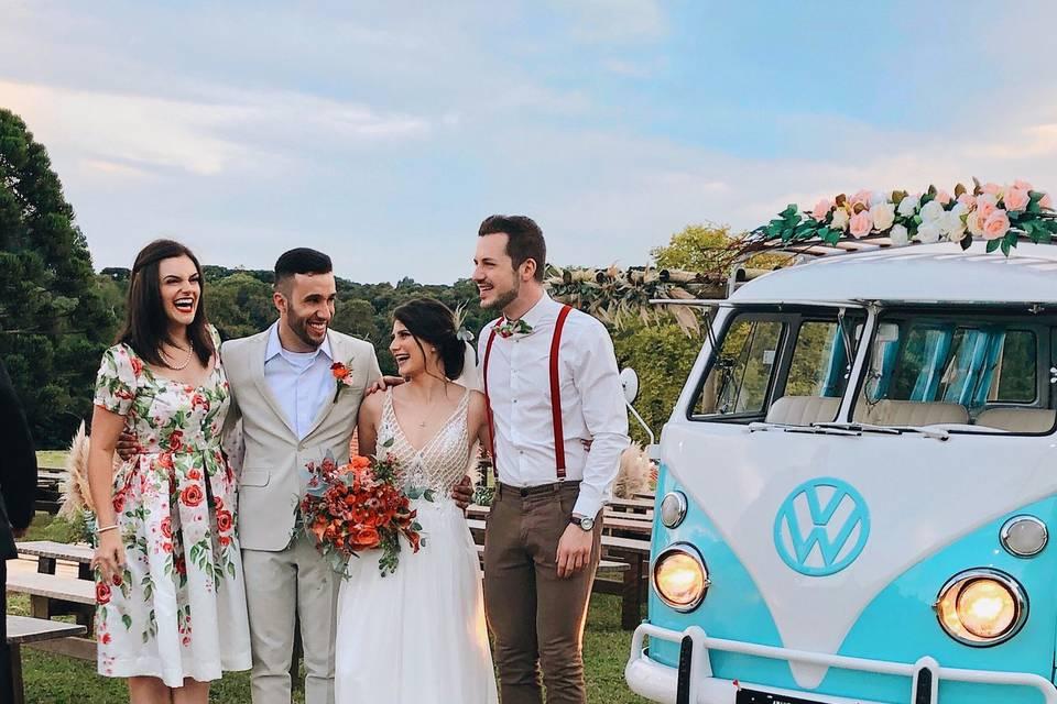 Casamento Amanda e Lenon