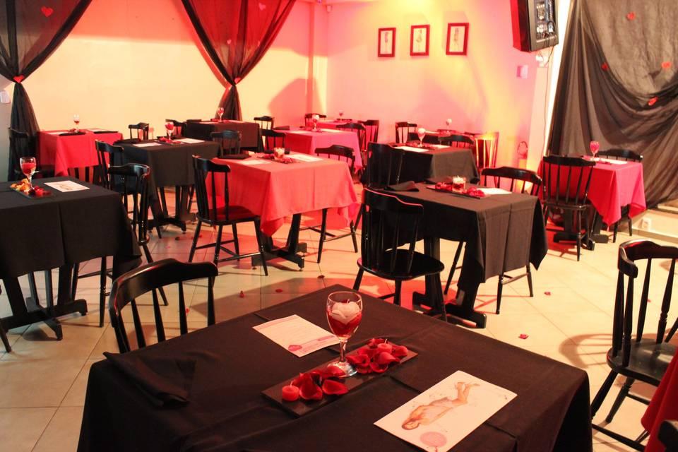 Corleone Restaurante e Eventos