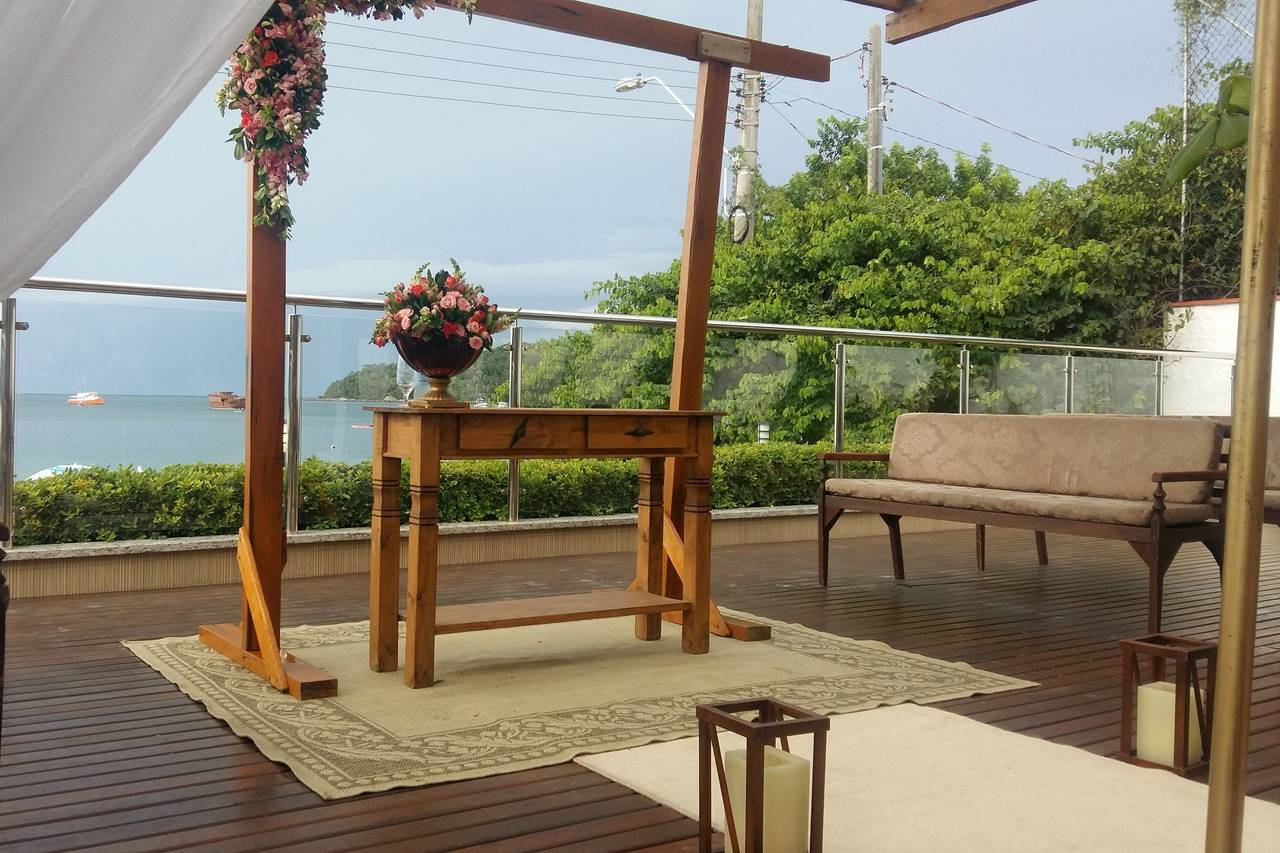 Casa da Praia Restaurante e Eventos