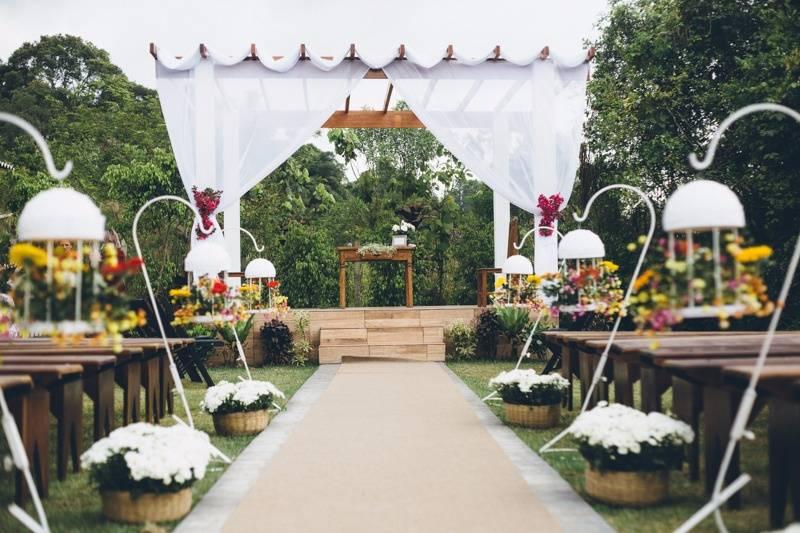 Altar ao ar livre
