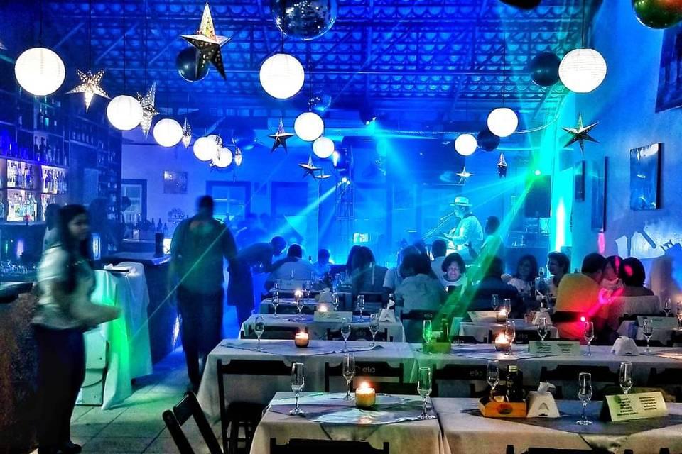 Restaurante Aravinda