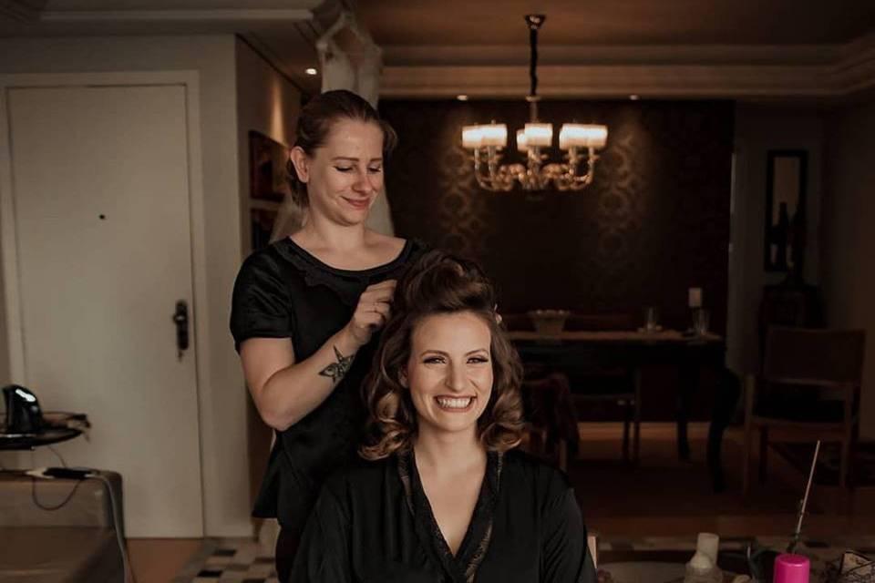 Cintia Leite Makeup & Hair