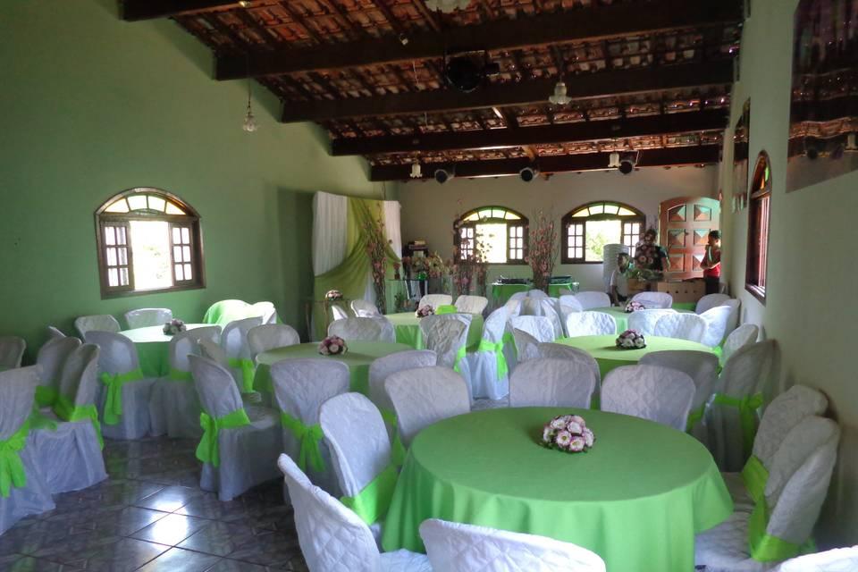 Salão de Festas - Ribeiro Eventos