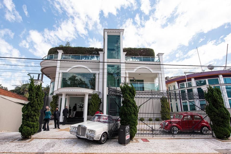 Casa Bertolazzi Buffet