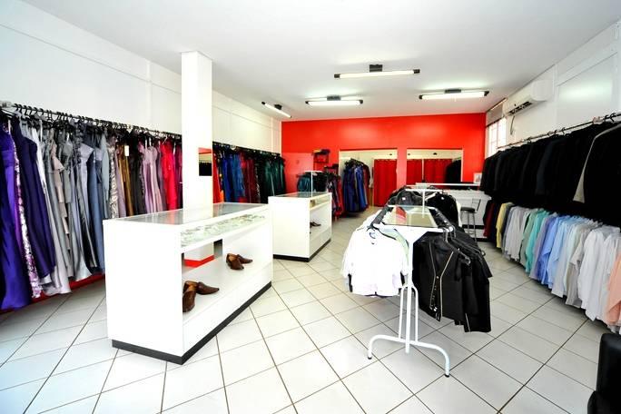 Interior do loja